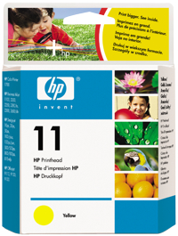 Druckkopf f. HP Business Inkjet 1100 [C4813A] Nr.11 yellow