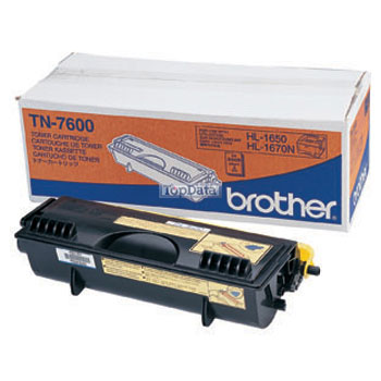 Toner f. Brother HL-1650 [TN-7600] HC black