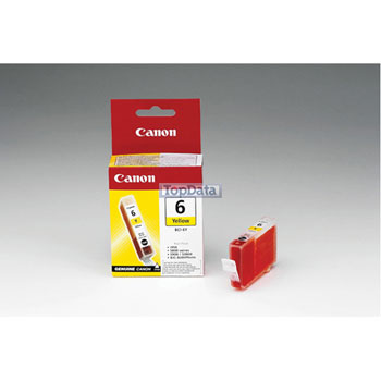 Tinte f. Canon S800 [BCI-6Y] yellow