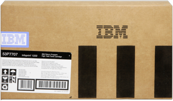 Toner f. IBM Infoprint 1222 [53P7707] black