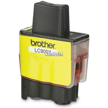 Tinte f. Brother MFC-210C [LC-900Y] yellow