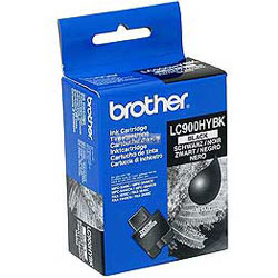 Tinte f. Brother MFC-210C [LC-900HYBK] HC black