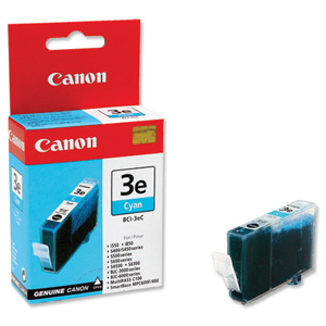 Tinte f. Canon BJC3000/6000 [BCI-3ECMY] Multipack cyan, magenta, yellow