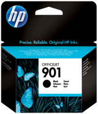 Tinte f. HP Officejet J4580 [CC653A] Nr.901 black
