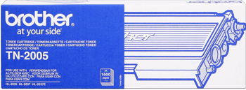 Toner f. Brother HL-2035 [TN-2005] black