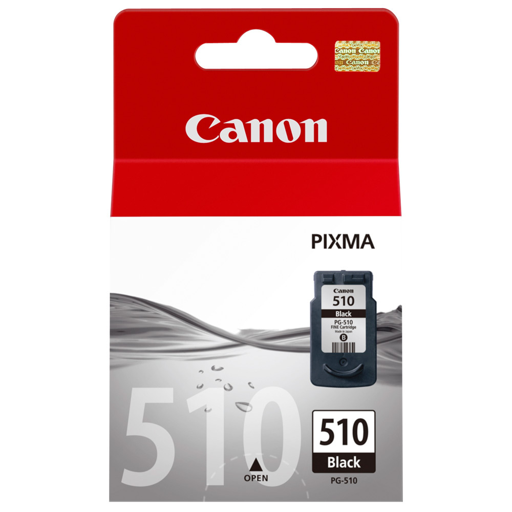 Tinte f. Canon Pixma MP260/MX340 [PG-510] black