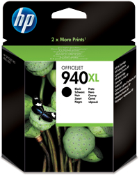 Tinte f. HP Officejet Pro 8500 [C4906A] HC Nr.940XL black