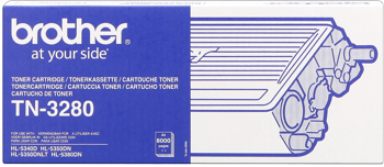Toner f. Brother HL-5350/5370 [TN-3280] HC black