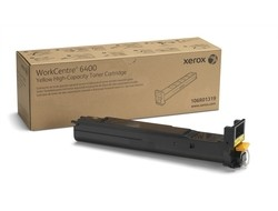 Toner f. Xerox WorkCentre 6400 [106R01319] HC yellow