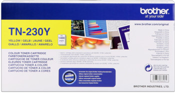 Toner f. Brother HL-3040/3070 [TN-230Y] yellow