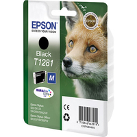 Tinte f. Epson Stylus Office BX305 [T128140] black