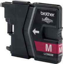 Tinte f. Brother MFC-J415W/J615W [LC-985M] magenta