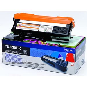 Toner f. Brother HL-4150 [TN-320BK] black