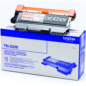 Toner f. Brother HL-2240/2250 [TN-2220] HC black