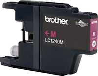 Tinte f. Brother MFC-J 6510 [LC-1240M] magenta