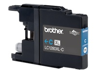 Tinte f. Brother MFC-J6510 [LC-1280XLC] HC cyan