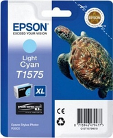 Tinte f. Epson Stylus Photo R3000 [T15754010] hell-cyan
