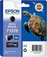 Tinte f. Epson Stylus Photo R3000 [T15784010] matt-black