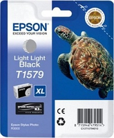 Tinte f. Epson Stylus Photo R3000 [T15794010] hell hell-black