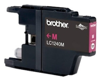 Tinte f. Brother MFC-J 825 [LC-1220M] magenta