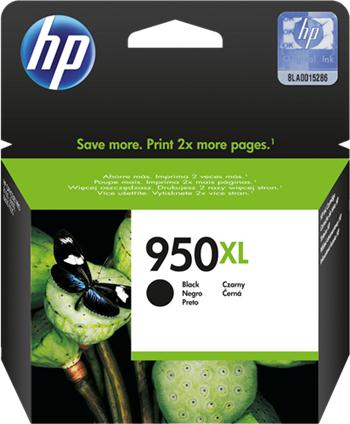 Tinte f. HP Officejet Pro 8100 [CN045A] Nr.950XL black