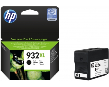 Tinte f. HP Officejet 6700 [CN053A] Nr.932XL black