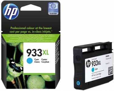 Tinte f. HP Officejet 6700 [CN054A] Nr.933XL cyan