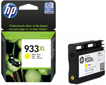 Tinte f. HP Officejet 6700 [CN056A] Nr.933XL yellow