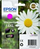 Tinte f. Epson Expression Home XP-30 [T18134010] Nr.18XL magenta