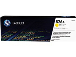 Toner f. HP LaserJet Enterprise Color M855 [CF312A] Nr.826A yellow