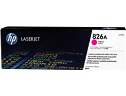 Toner f. HP LaserJet Enterprise Color M855 [CF313A] Nr.826A magenta