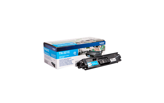 Toner f. Brother HL-L 8350 [TN-321C] cyan