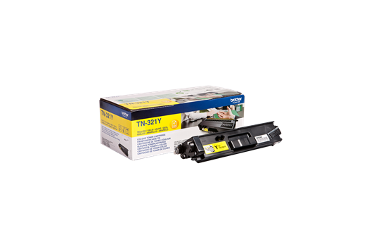 Toner f. Brother HL-L 8350 [TN-321Y] yellow