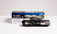 Toner f. Brother HL-L 8350 [TN-326BK] HC black