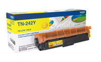 Toner f. Brother HL-3142 [TN-242Y] yellow