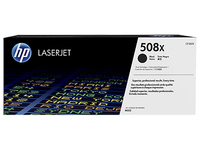 Toner f. HP Color LaserJet Enterprise M553 [CF360X] HC Nr.508X black