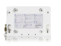 LANCOM Wall Mount for Indoor Access Points und WLAN Router [61349]