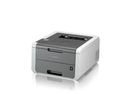 BROTHER HL-3142CW color LED-Drucker 18ppm 250Blatt Papierkassette [HL3142CWG1]