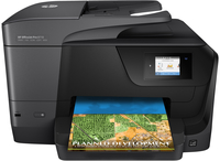 Drucker HP OfficeJet Pro 8710 e-All-in-One [D9L18A] Ink A4 MFP