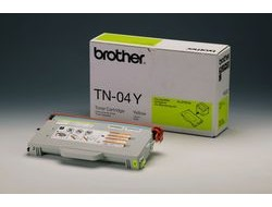 Toner f. Brother HL-2700 [TN-04Y] yellow