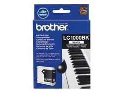 Tinte f. Brother MFC-660 [LC-1000BK] black