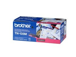 Toner f. Brother HL-4070/9040 [TN-135M] HC magenta