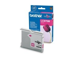 Tinte f. Brother MFC-235/260 [LC-970M] magenta