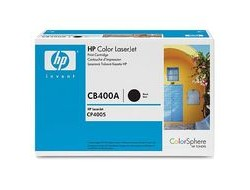 Toner f. HP Color LaserJet CP4005 [CB400A] Nr.642A black