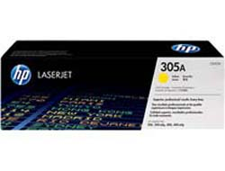 Toner f. HP LaserJet Pro 400 Color M451/M475 [CE412A] Nr.305A yellow