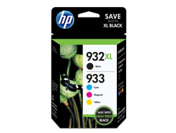 Tinte f. HP Officejet 6700 [C2P42A] Nr.932XL/Nr.933XL Multip. black, cyan, magenta, yellow