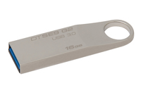 USB-Stick Kingston DataTraveler SE9 G2 [DTSE9G2/16GB] 16GB USB 3.0 Metal Casing