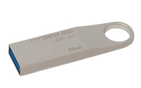 USB-Stick Kingston DataTraveler SE9 G2 [DTSE9G2/8GB] 8GB USB 3.0 Metal Casing